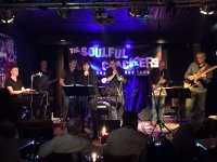 The Soulful Crackers: Get the groove with blues, soul, funk & jazz