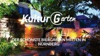 Garden DJ-ing mit Studio Wolny Hausbesuch