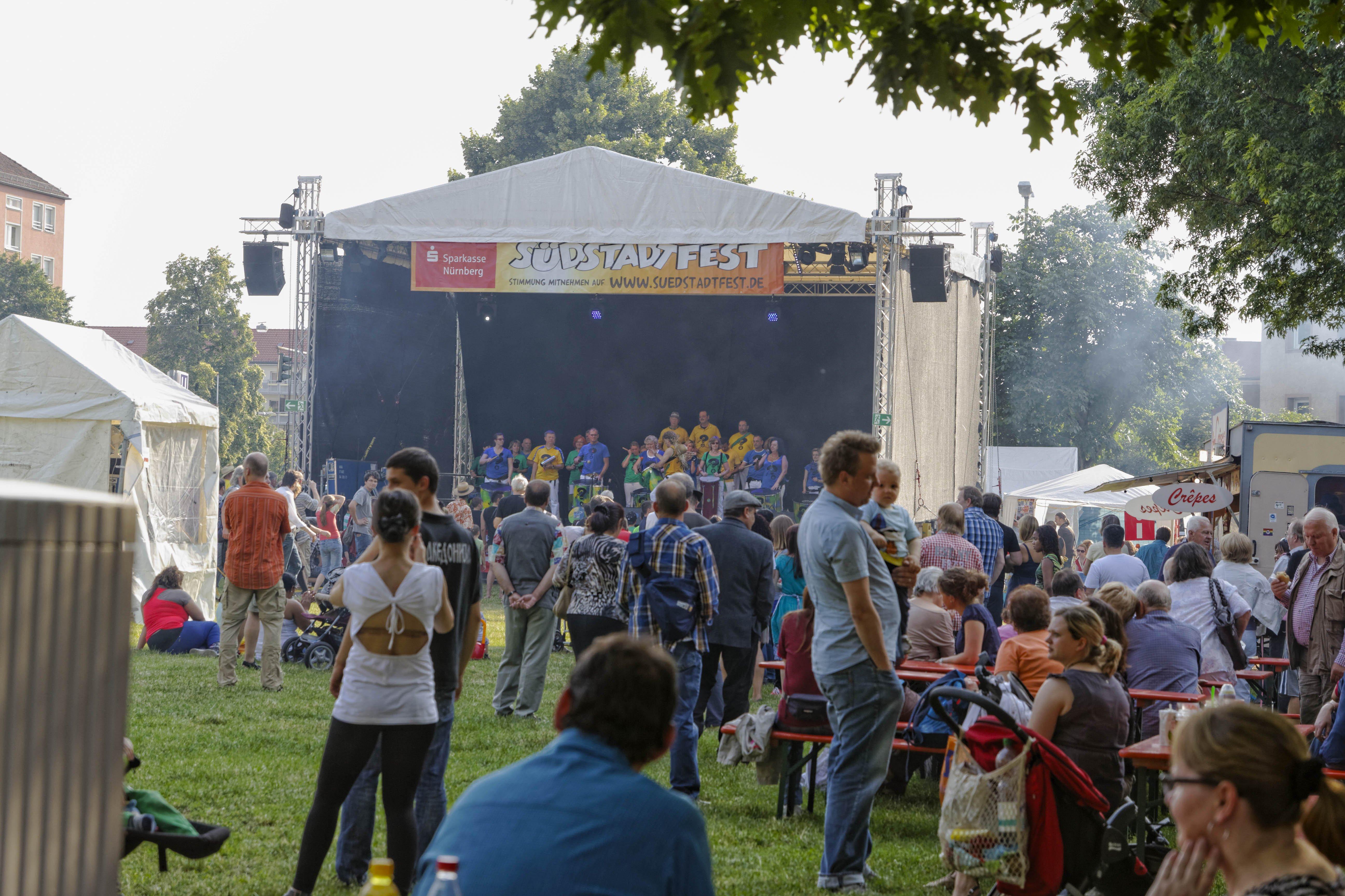 Südstadtfest 2017 - 37. Edition - © Veranstalter