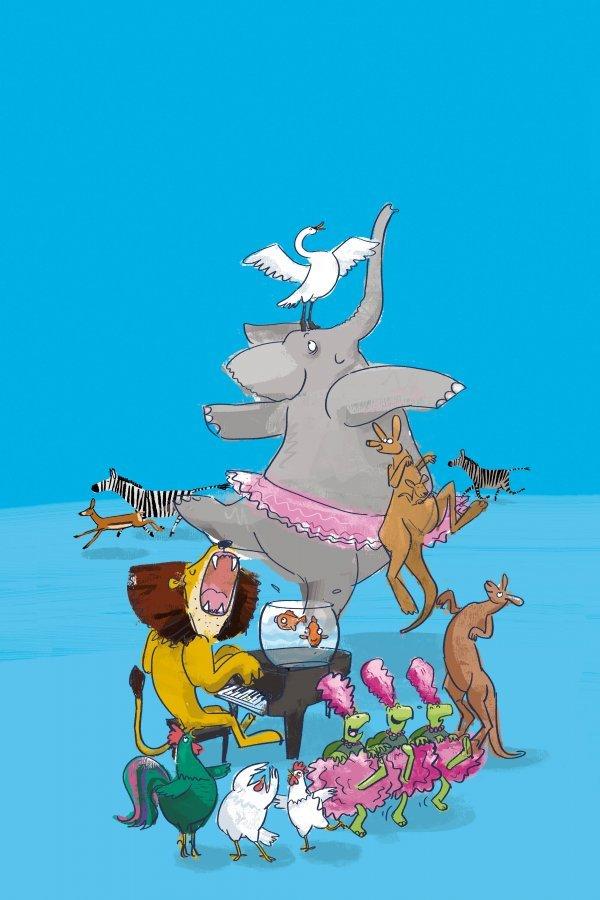 Der Karneval der Tiere (Camille Saint-Saëns) - © Sonja Gagel