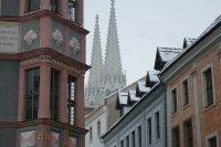 Görlitz - frischer Wind in alten Mauern