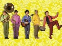 Geraldino & The Old Dixie Bones