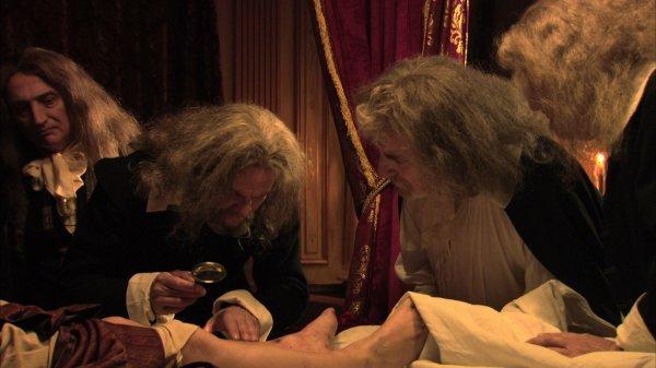 Der Tod von Ludwig XIV. - © © Grandfilm