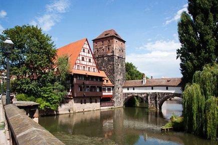 Ismerje meg Nürnberg óvárosát - Magyar nyelvü városnézés - © _® Edler von Rabenstein - Fotolia.com