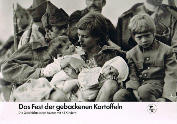Das Fest der gebackenen Kartoffeln  (Carte blanche acier à Gary Vanisian vom Filmkollektiv Frankfurt e.V.) - © Veranstalter