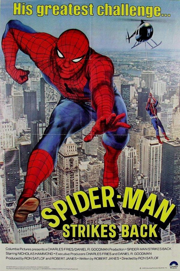 Spider-Man strikes back - © Veranstalter