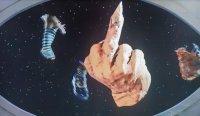 Schrottige Sequels, die im Weltraum spielen - Retrospektive