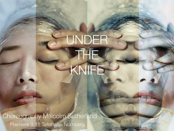 PREMIERE Malcolm Sutherland - Under the knife - © Veranstalter
