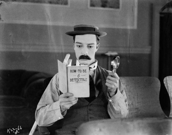 Buster Keaton - Sherlock Jr. - © Veranstalter
