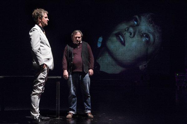 Nikolaus Struck – Das Theaterprojekt Bernard-Marie Koltès: Roberto Zucco - © Rudi Ott