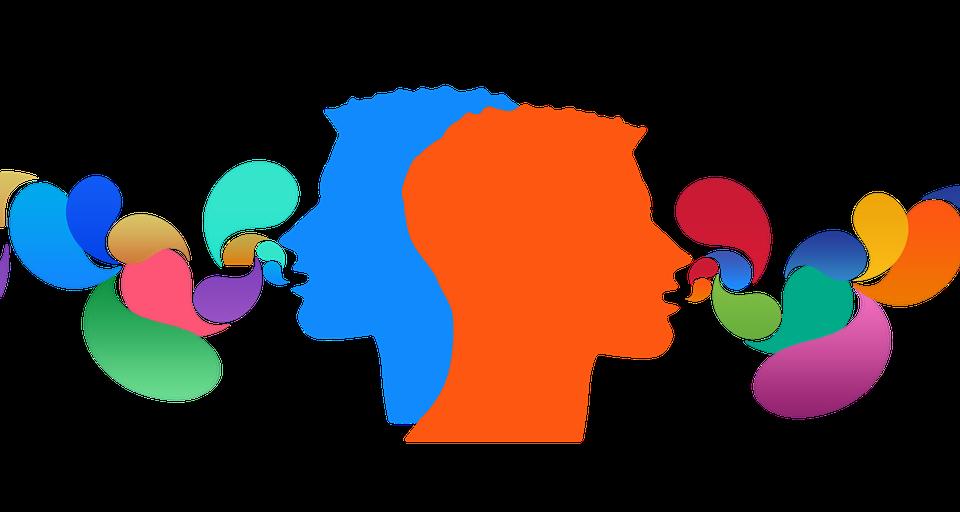 Bewusster sprechen - bewusster leben - © Pixabay