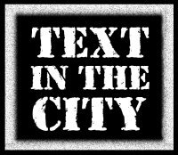 club testimon #6 Text in the City