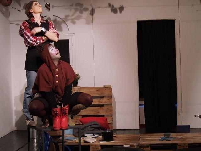 Nürnberger Kindertheaterreihe - © Theater Luftschloss