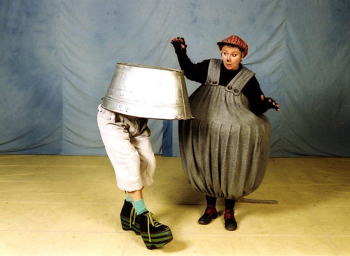 Nürnberger Kindertheaterreihe - © Die Stromer