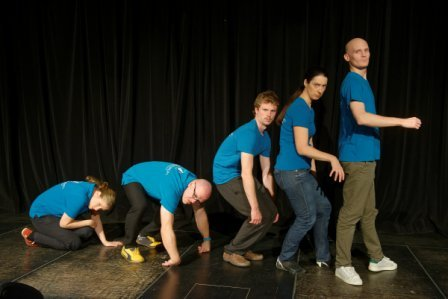 15 Jahre RollenRausch ImprovisationsTheater - © Sören Balendat