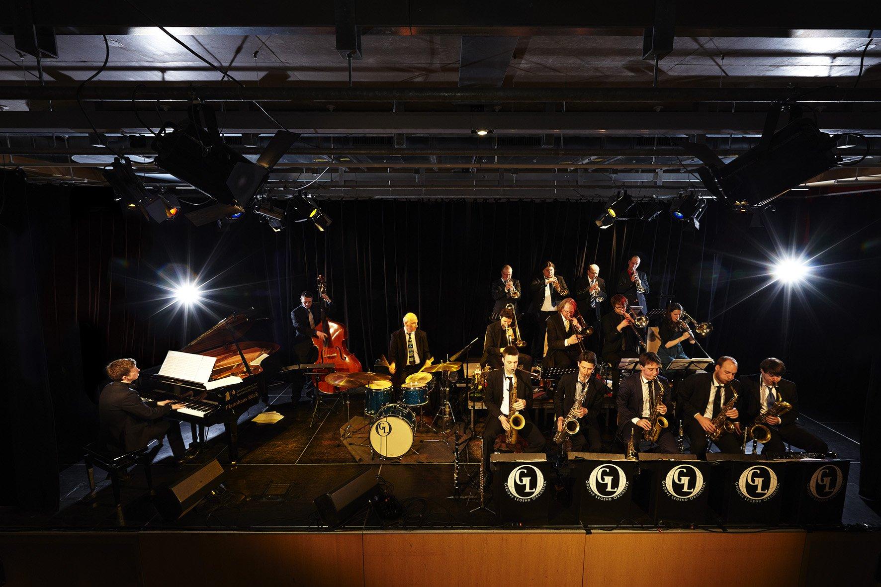 Kinderkonzert - Groove Legend Orchestra - © Marc Pfeiffer