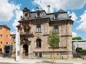 Willkommen in der Kunstvilla - © Kunstvilla im KunstKulturQuartier, Nürnberg, Foto: Annette Kradisch, Nürnberg