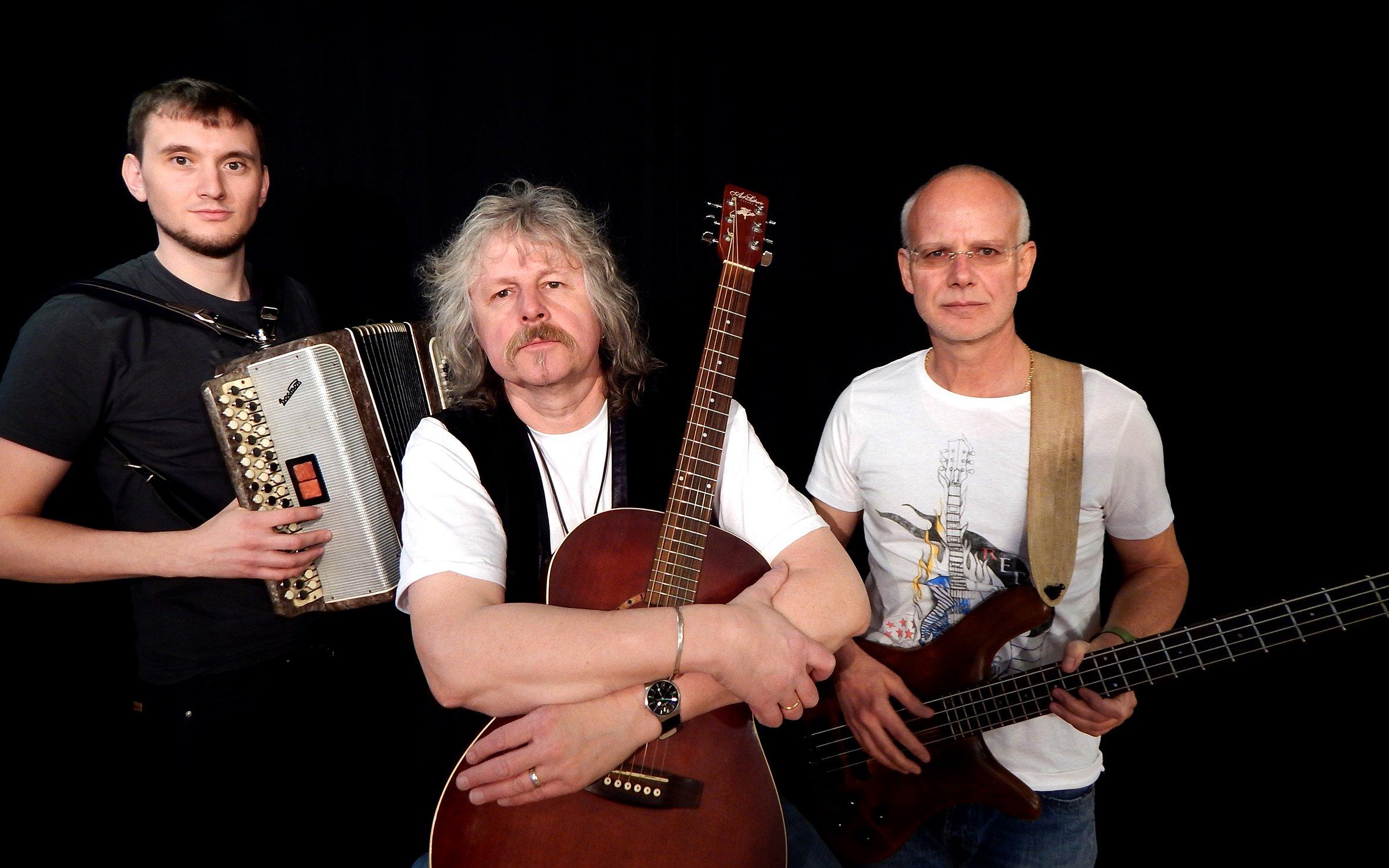Ray Hautmann Trio - © Philipp Hautmann