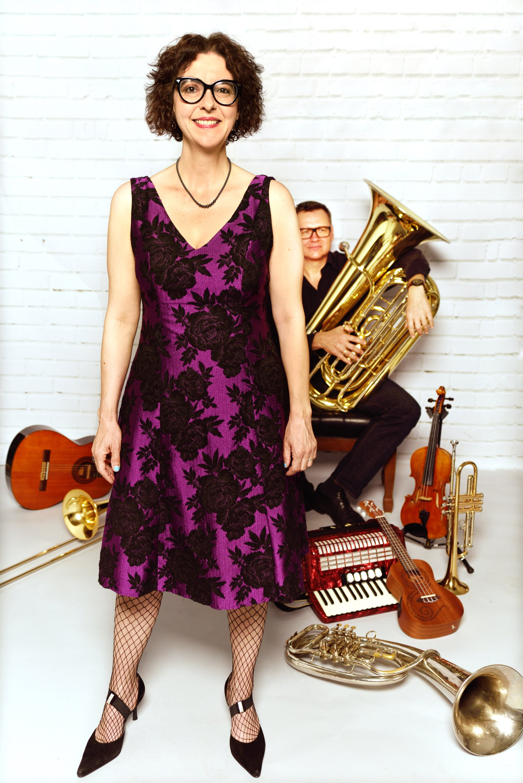 Poetische Klänge: Julie and the Banned - © Julie Weigand