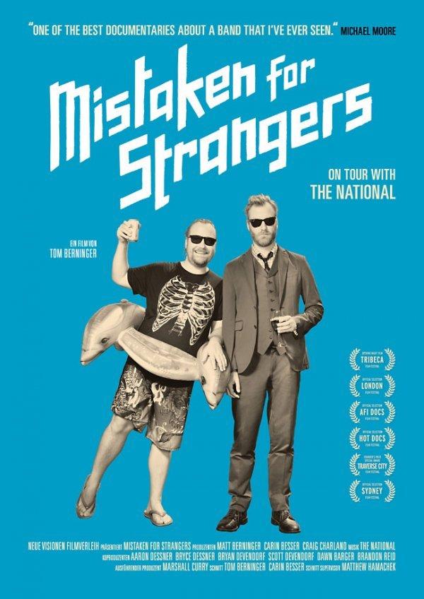 Mistaken for Strangers - © Veranstalter