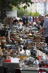 Steinbühler Sonntagströdelmarkt - © Flickr