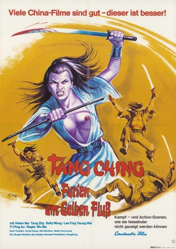 Tang Ching – Furien am gelben Fluss - © Veranstalter