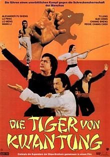 Die Tiger von Kwan Tung - © Veranstalter