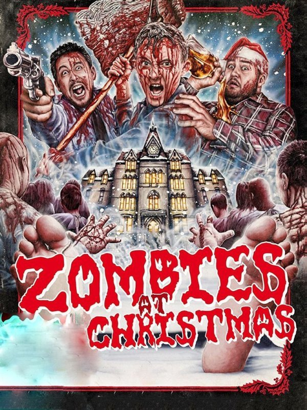 31. Tuesday Trash Night: Zombies at Christmas - © Veranstalter