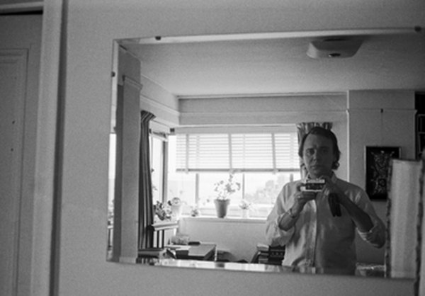 Jürgen Becker. New York 1972 - © © Jürgen Becker/ Courtesy Boris Becker, Köln