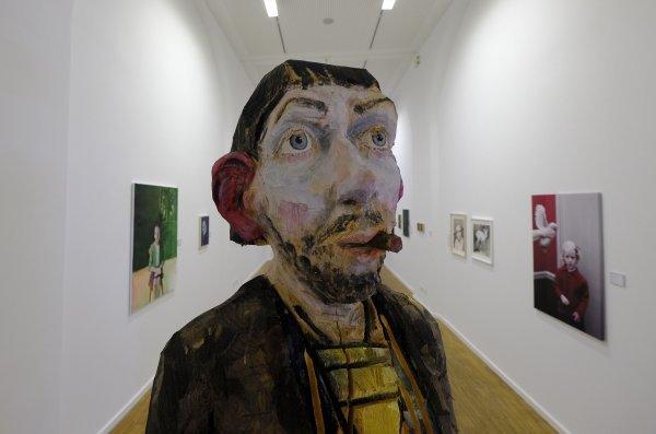 Kunstpreis der Nürnberger Nachrichten 2018 - © Nürnberger Nachrichten, 2017, Foto: Günter Distler