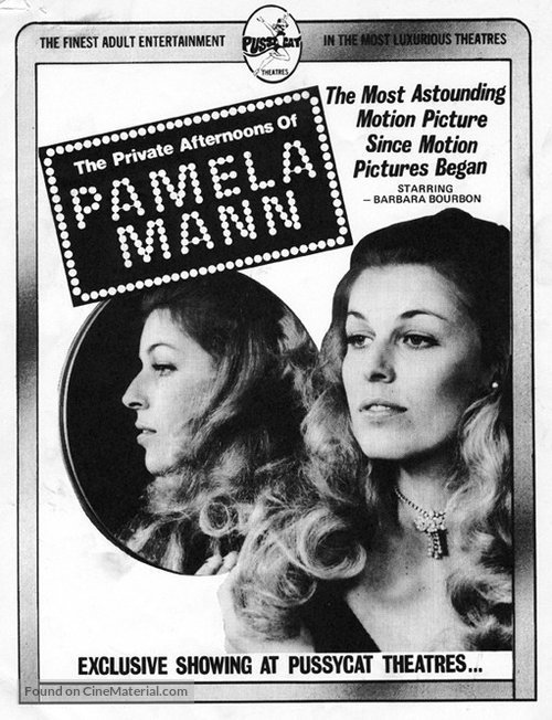 The Private Afternoons of Pamela Mann - © Veranstalter