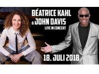 John Davis & Béatrice Kahl