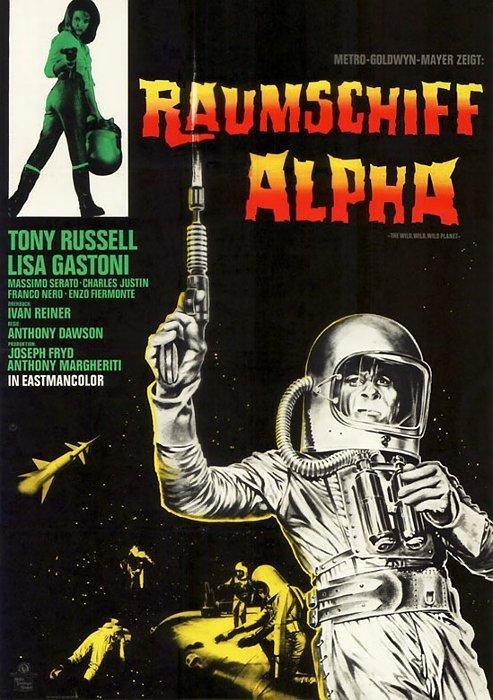 Raumschiff Alpha - © Veranstalter