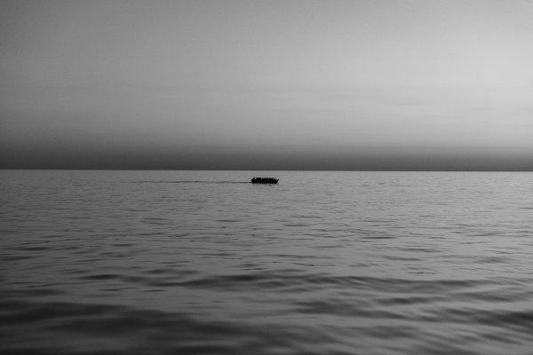 Daniel Kempf-Seifried. Mission im Mittelmeer - © ©Daniel Kempf-Seifried