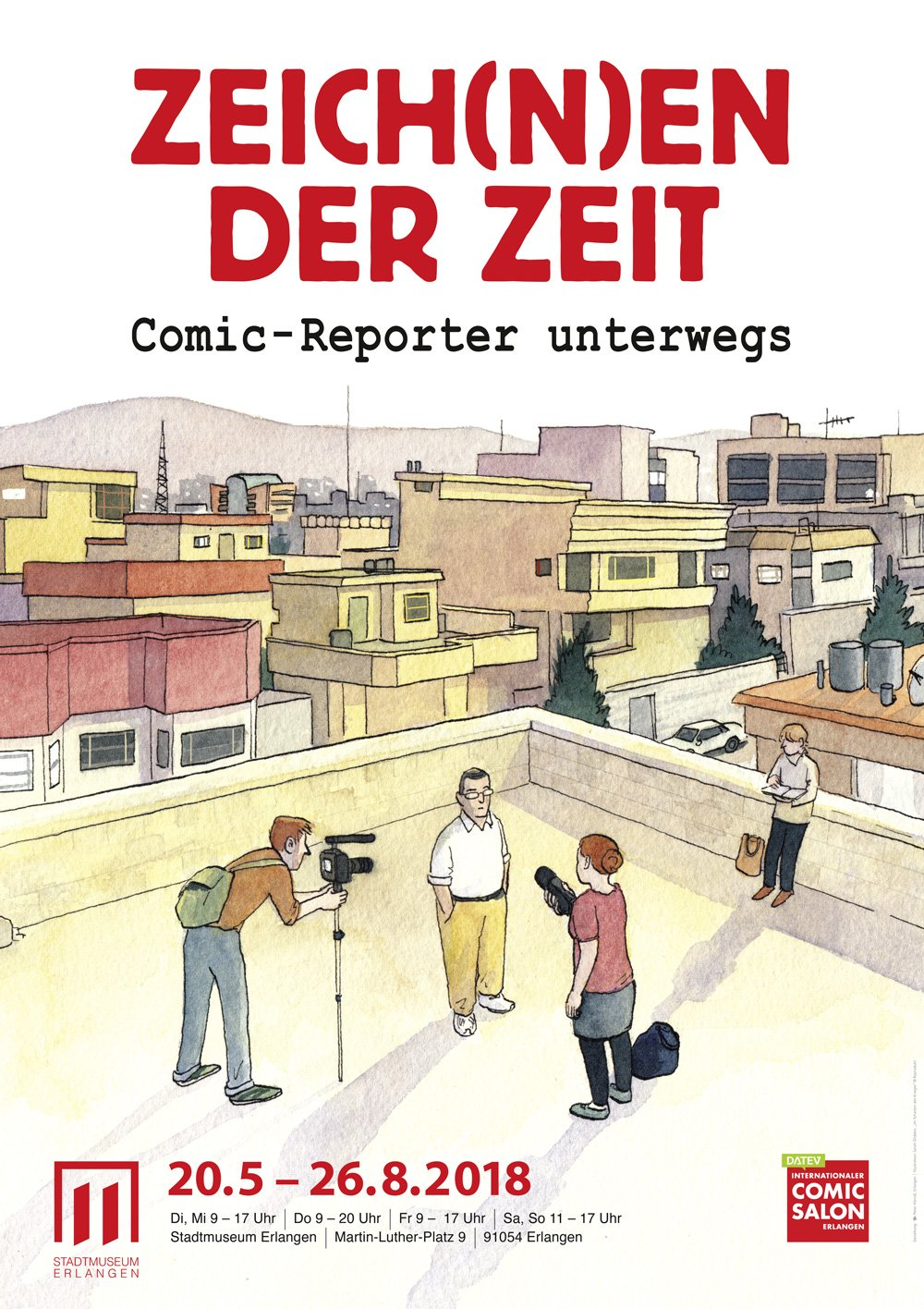 ZEICH(N)EN DER ZEIT - © © Reprodukt