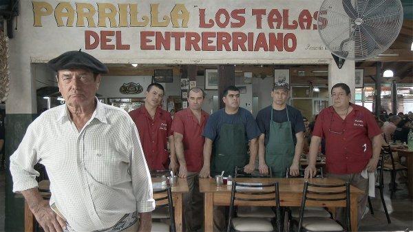 Asado - mein Lieblingsgericht aus Argentinien - © Cine global Filmverleih