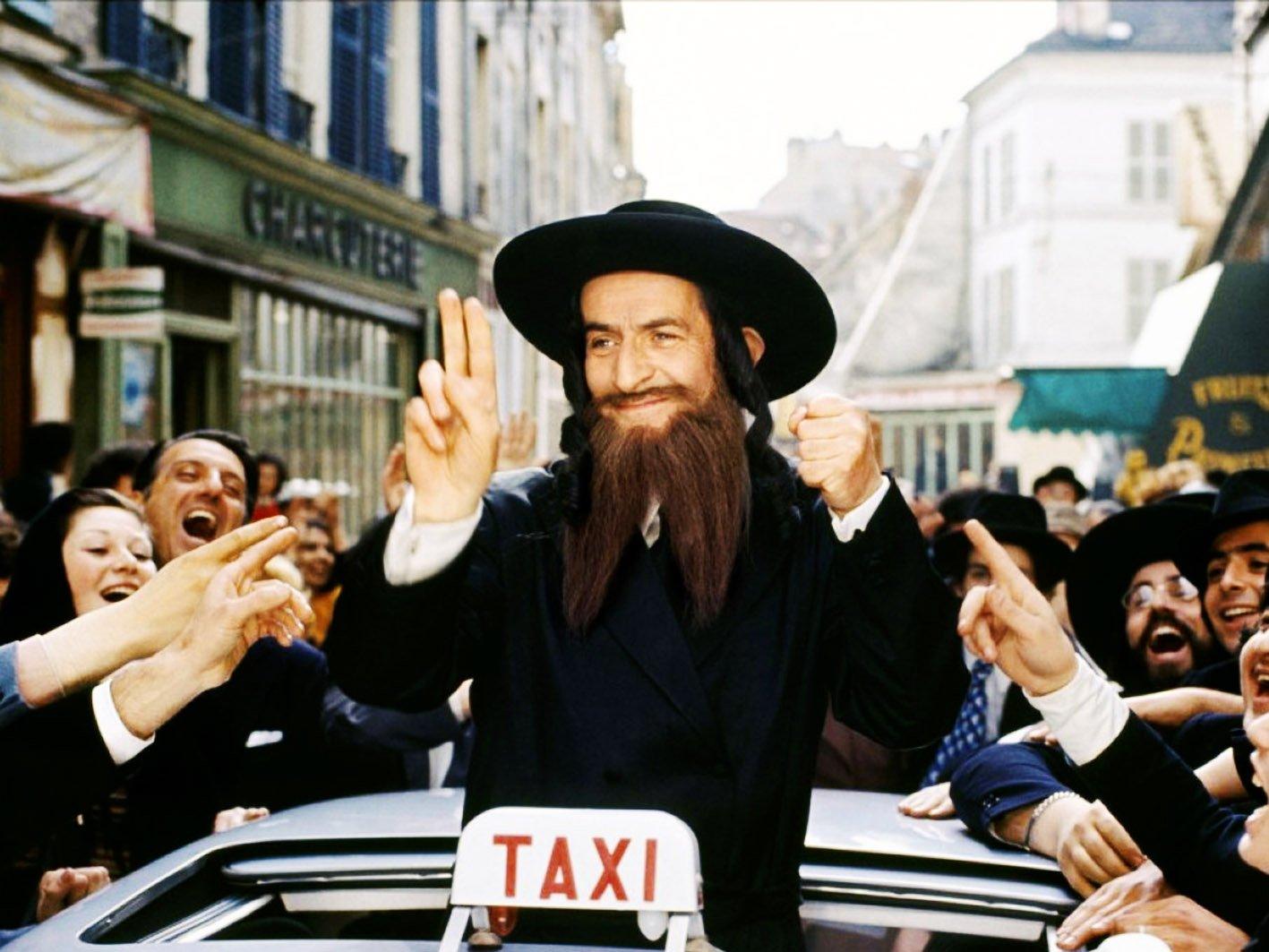 Die Abenteuer des Rabbi Jacob - © Veranstalter