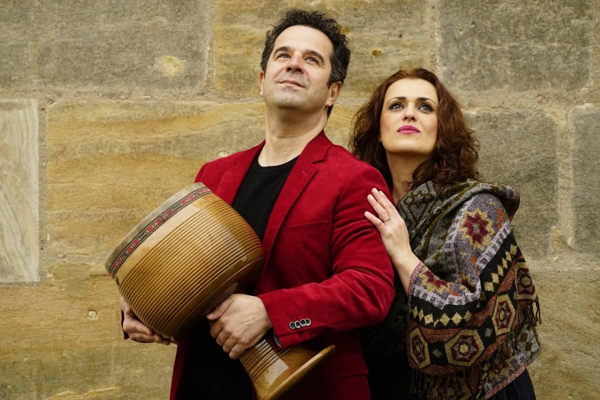 "CD Präsentation ""Gayane Sureni und Hadi Alizadeh"" - © Veranstalter"