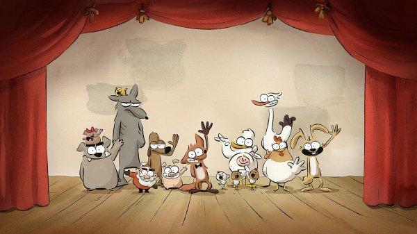 Der Kleine Fuchs und seine Freunde - Das Große Kinoabenteuer - © frenetic