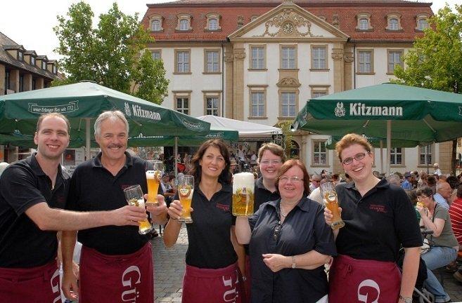 41. Erlanger Marktplatzfest