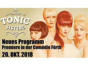 Tonic Sisters - Neues Programm
