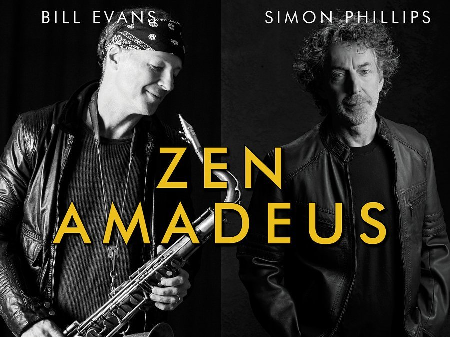 Simon Phillips & Bill Evans present Zen Amadeus