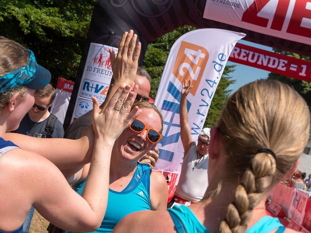 10 Freunde Team Tiathlon Nürnberg