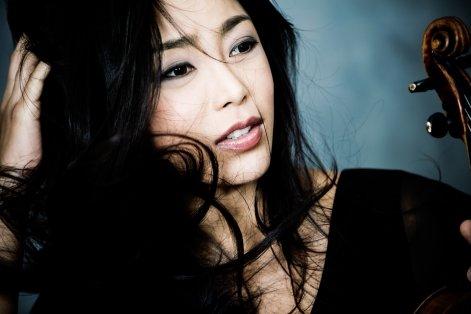 Prague Philharmonia & Soyoung Yoon, Violine
